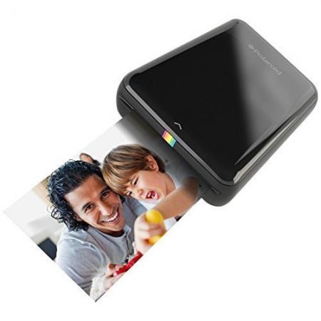Polaroid Imprimanta Zip Instant + Hartie Foto, negru