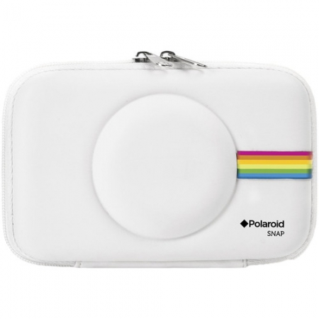 Polaroid PLSNAPEVAW - Husa pentru Instant Snap, Alb