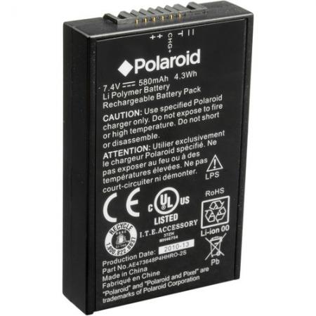 Polaroid POLBTZCAM - Acumulator pentru Polaroid Z2300, 580mAh