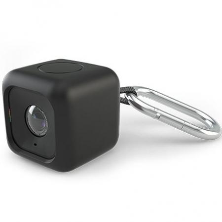 Polaroid POLC3PM - Husa Bumper pentru Cube, Negru