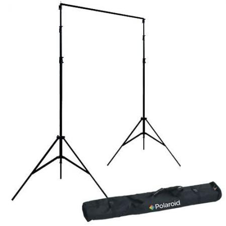 Polaroid Pro Studio - Stand Telescopic pt fundal + Husa