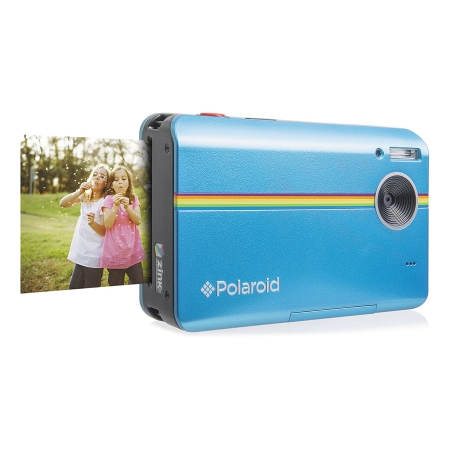 Polaroid Z2300 Instant Digital Camera (Blue)  RS125015020-3