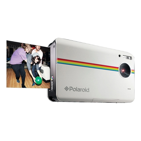 Polaroid Z2300 - camera digitala 10 mpx cu printare - alb