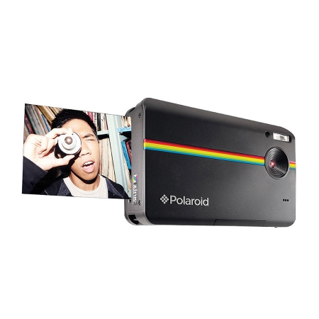 Polaroid Z2300 - camera digitala 10mpx cu printare - negru