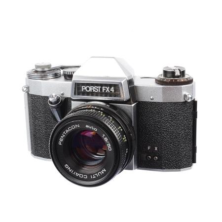 Porst FX4 + Pentacon 50mm f/1.8 MC - SH7320-11
