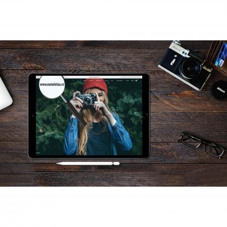 Portofoliul online al fotografului: construieste un website pornind de la ZERO cu Dan Moruzan: 10-11 noiembrie