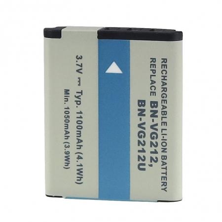 Power 3000 PL835B.744 - acumulator replace tip JVC BN-VG212, 1100mAh