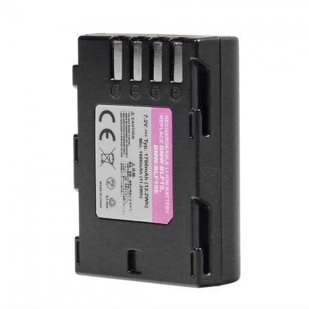 Power3000 PL377B.857 - acumulator replace Panasonic DMW-BLF19 (DMC-GH4) 1700mAh