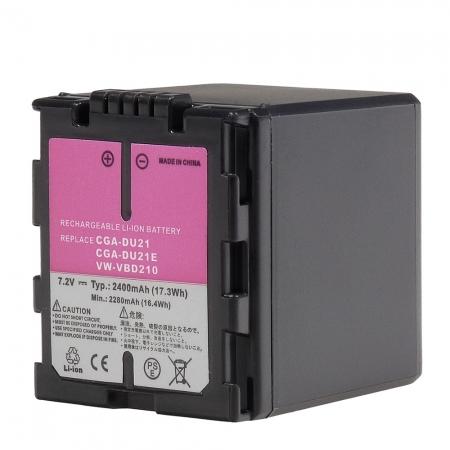 Power3000 PL421D.563 - acumulator replace tip Panasonic CGA-DU21, 2400mAh