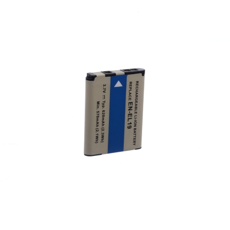 Power3000 PL529B.354 - Acumulator replace tip EN-EL19 pt Nikon