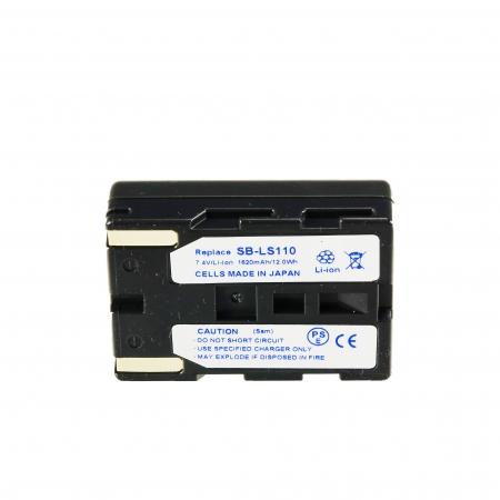 Power3000 PL812G.855 Acumulator replace tip Samsung SB-L110, SB-L70, NEW 2014