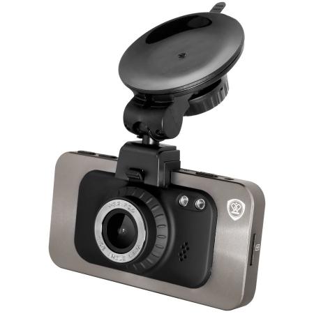 Prestigio RoadRunner 560 - Camera auto DVR, Full HD - Gun Metal
