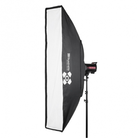 Quadralite Softbox 40x180cm - montura Bowens