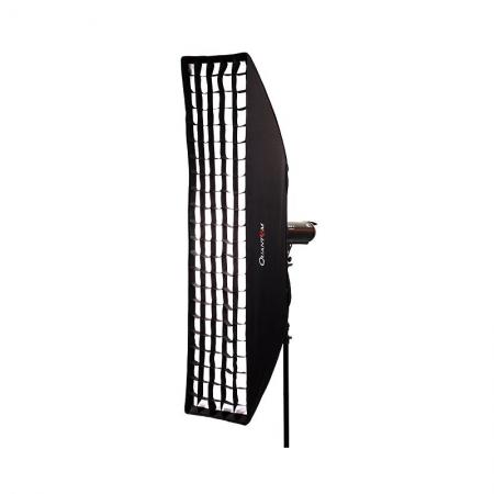 Quadralite grid pt softbox 40x180 cm