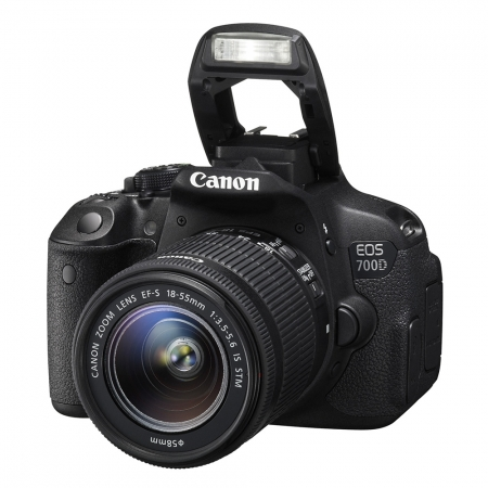 RESIGILAT Canon EOS 700D kit EF-S 18-55mm f/3.5-5.6 IS STM - RS125004410-4