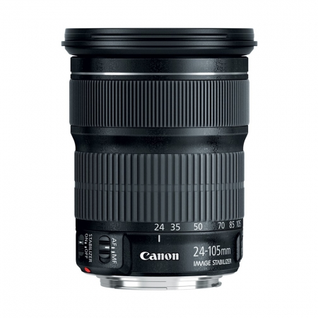 Resigilat Canon EF 24-105mm f/3.5-5.6 IS STM RS125014772-1