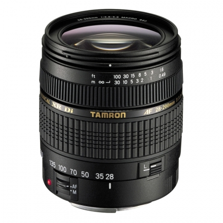 Tamron AF 28-200mm F/3.8-5.6 Di Asp XR MacroPentax - RS2303406