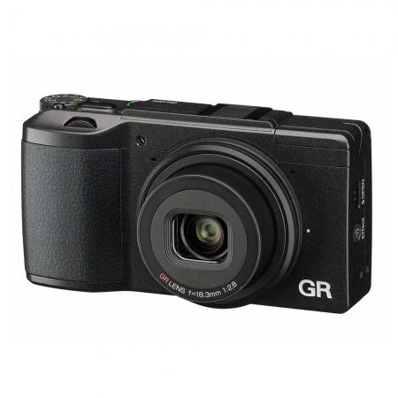 Ricoh GR II negru