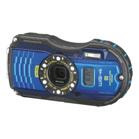 Ricoh WG-4 GPS albastru
