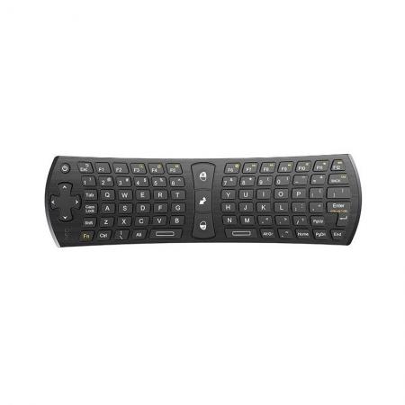 Rii RTMWK24 - Tastatura Smart TV, compatibila Android OS, TV Box, iPad