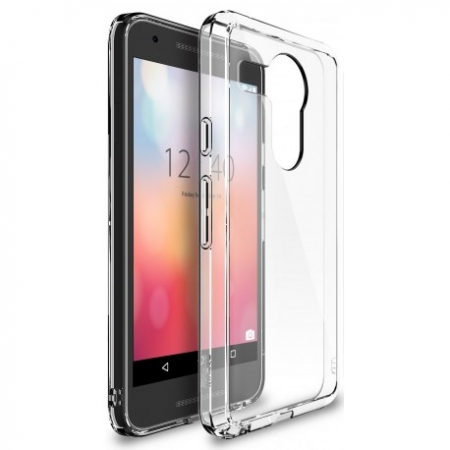 Ringke FUSION CRYSTAL VIEW TRANSPARENT Husa Google Nexus 5X 2015 + BONUS folie protectie display Ringke