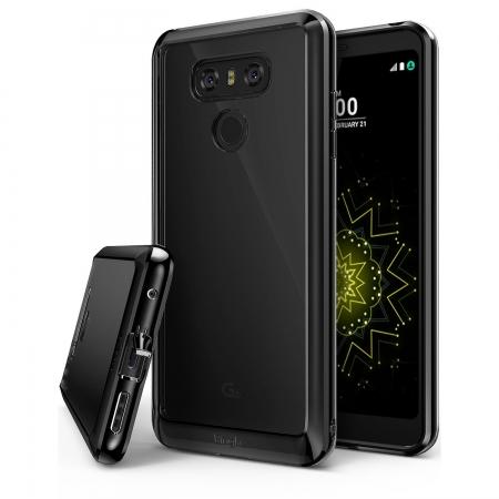 Ringke Fusion - Husa pentru LG G6, Ink Black