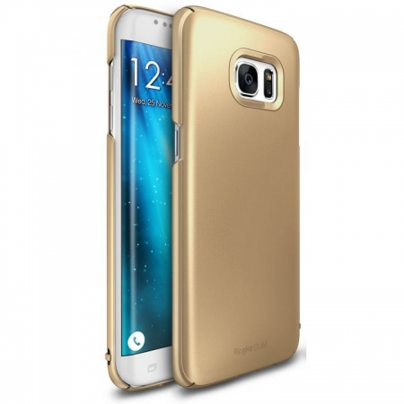 Ringke Husa eco slim Galaxy S7 Edge - royal gold