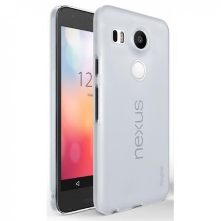 Ringke SLIM FROST GRI Husa Google Nexus 5X 2015 + BONUS folie protectie display Ringke