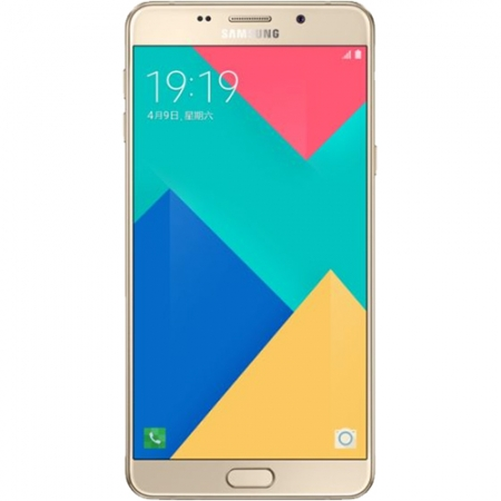 SAMSUNG Galaxy A9 Pro 32GB LTE 4G Auriu 4GB A9100 RS125032762-3
