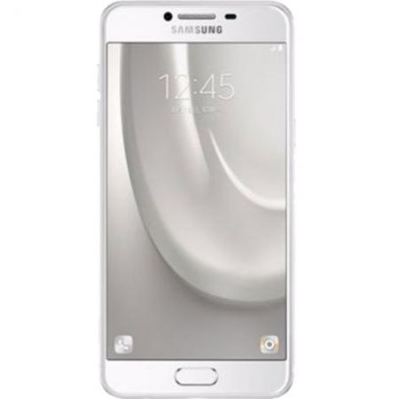 SAMSUNG Galaxy C7 Dual Sim 32GB LTE 4G Argintiu 4GB RAM C7000 RS125033113