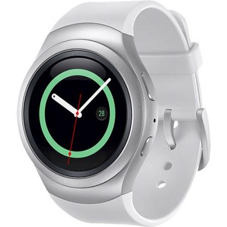 Samsung Gear S2 - Smartwatch, Argintiu