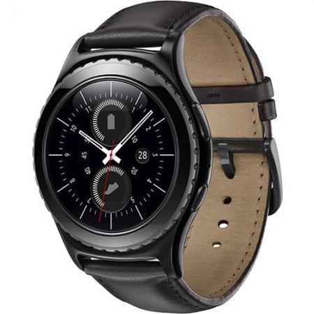 SAMSUNG Smartwatch Gear S2 Classic Negru R732 RS125025999