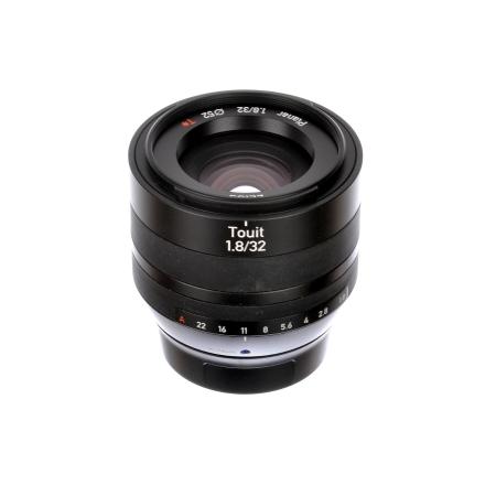 SH  Carl Zeiss Touit 32mm f/1.8 Fuji X - SH 125028656