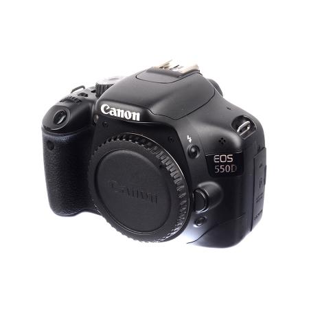 SH Canon 550D body - SH 125036710