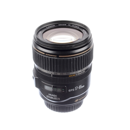 SH Canon EF-S 17-85mm f/3.5-5.6 IS USM - SH 125037613