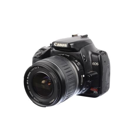 SH Canon Rebel XTi /400D kit EF-S 18-55mm F/3.5-5.6 II - SH125037734
