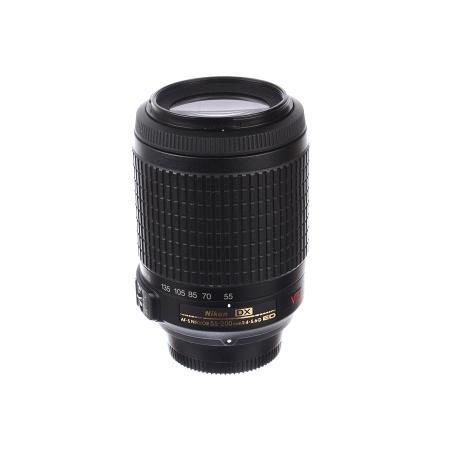 SH Nikon 55-200mm f/4-5.6 VR - SH 125032071