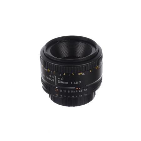 SH Nikon AF-D 50mm f/1.8 - SH 125031994