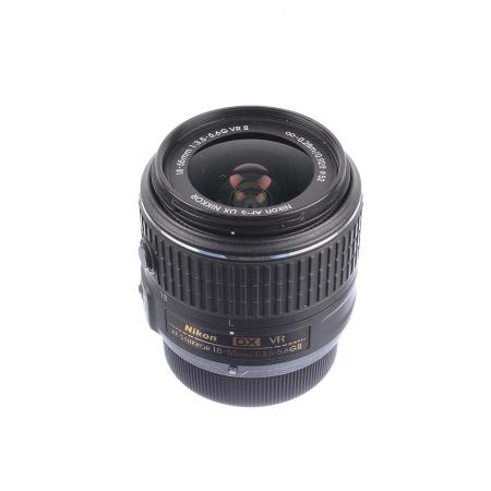 SH Nikon AF-S 18-55mm f/3.5-5.6 VR II - SH125037257