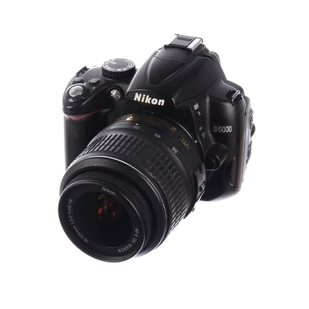 SH Nikon D5000 +  Nikon 18-55mm VR - SH 125031863