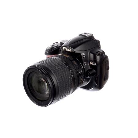 SH Nikon D5000 + Nikon 18-105mm VR - SH 125032080