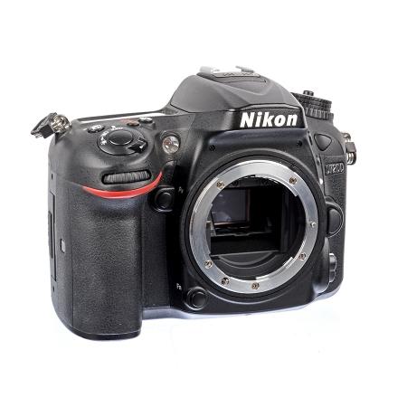 SH Nikon D7200 body - SH125037906