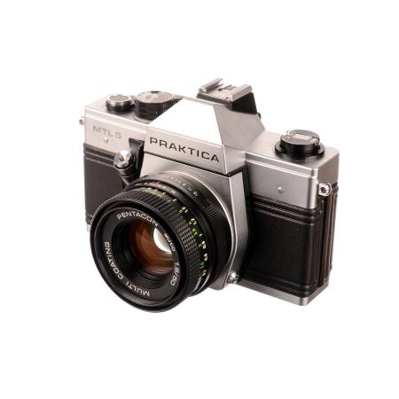 SH Praktica MTL5 + Pentacon 50mm f/1.8 - SH125030753