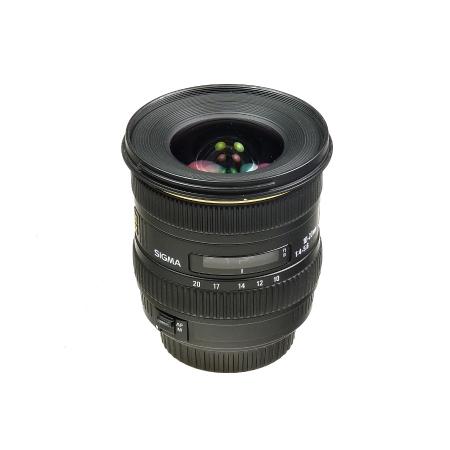 SH Sigma 10-20mm F4-5.6 montura Canon - SH 125026971