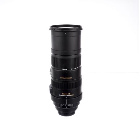 SH Sigma 150-500mm f/5-6.3 DG APO OS (stabilizare de imagine) HSM - Canon EF SH125031362