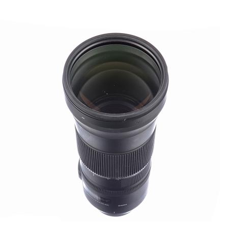 SH Sigma 150-600mm DG OS Canon - SH125037375