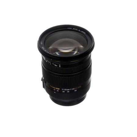 SH Sigma 17-50mm f/2.8 - pt Sony Alpha - SH 125030240