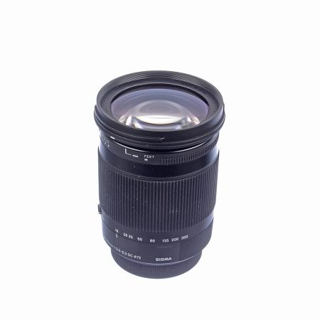 SH Sigma 18-300mm f/3.5-6.3 Macro Contemporary - Sony Alpha - SH125035659