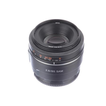 SH Sony SAM 85mm f/2.8 - Sony Alpha - SH125037321