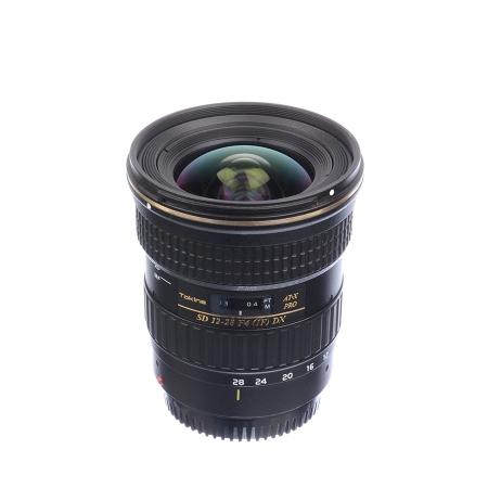 SH Tokina AT-X Pro 12-28 F4 DX - montura Canon - SH125036194